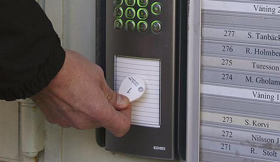Door access systems