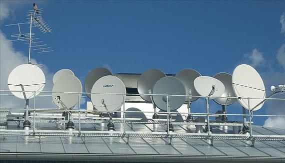 TV-antenner / förstärkare