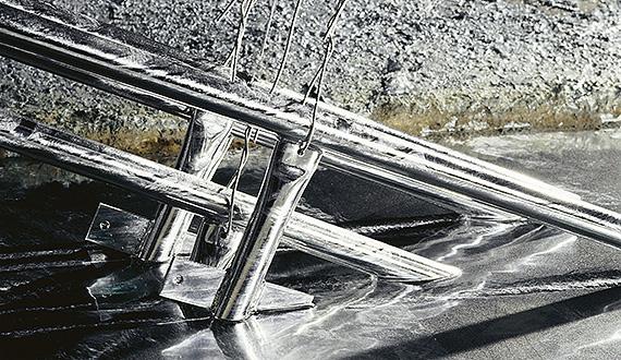 Zinc bath
