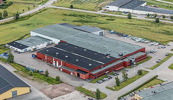 Hogstad Aluminium AB in Mjölby
