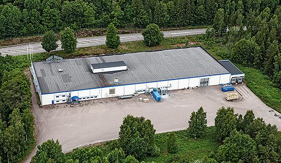 Hylte Tryck AB in Hyltebruk