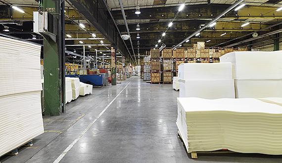 Storage premises