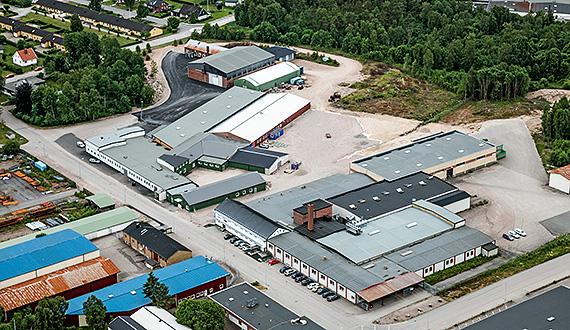 Weland Plastic AB in Smålandsstenar